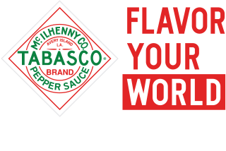 Tabasco Flavor Your World Logo