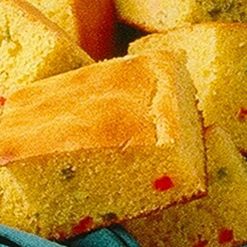 Peppery Corn Bread