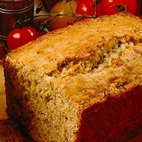 Spicy Zucchini Bread