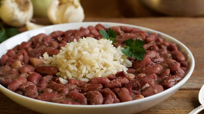 Red Beans and Rice on Monday