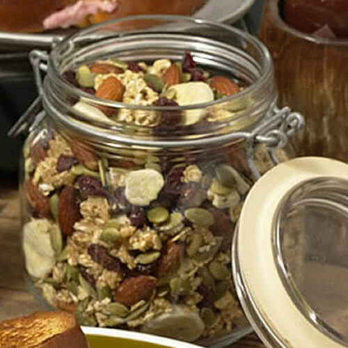 Smoky Trail Mix