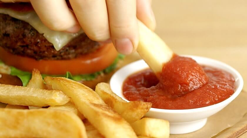 Spiked Ketchup