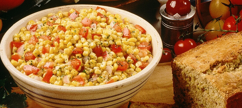 Farmers' Market Corn Salad