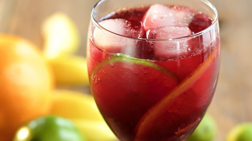 Tangy Sangria