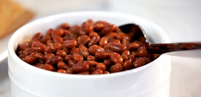 1-Step Buffalo Baked Beans