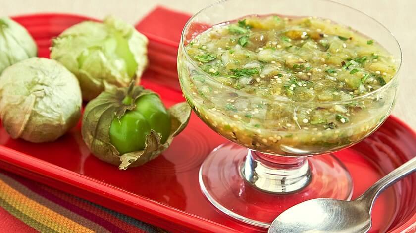Tomatillo Jalapeño Sauce