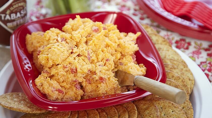Buffalo Pimento Cheese