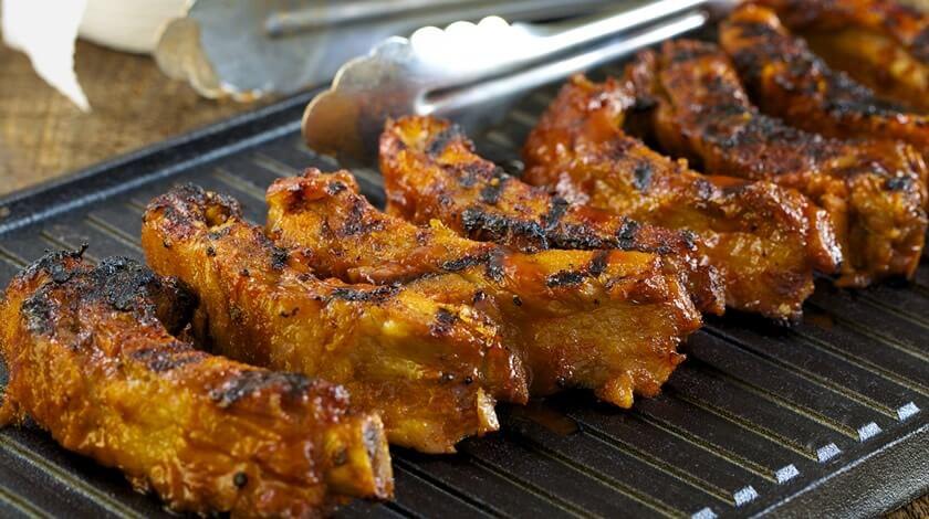 Tabasco 174 Recipes Grilled Buffalo Style Bbq Ribs
