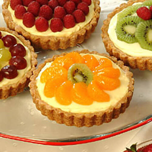 Tangy Fruit Tarts