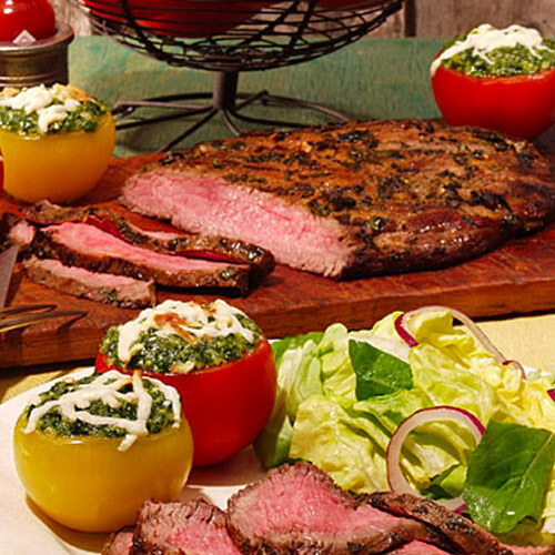 Southwestern Flank Steak