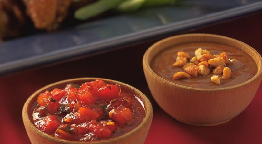 TABASCO® Garlic Fra Diavolo Wing Sauce