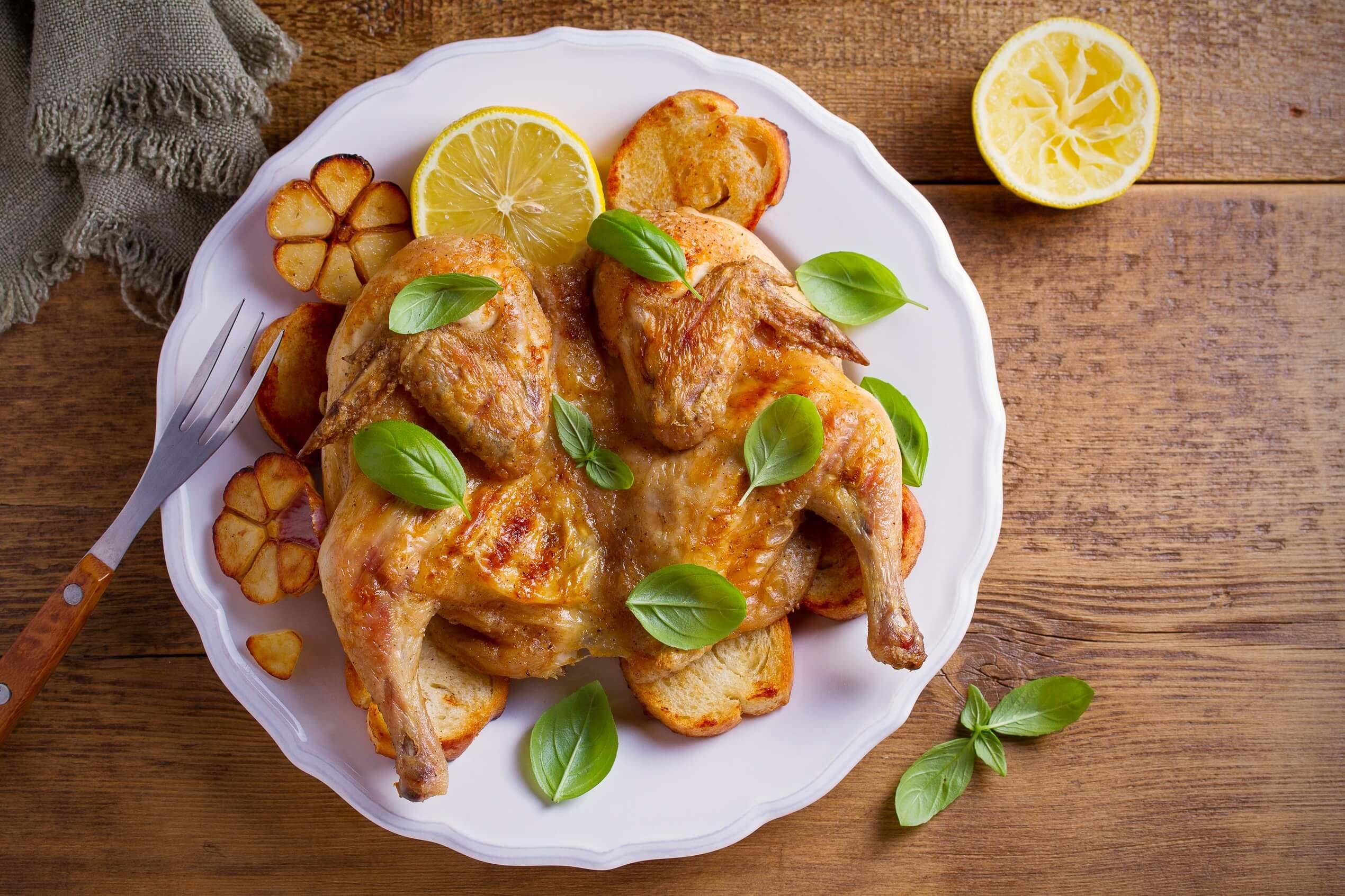 Devil's Chicken Recipe