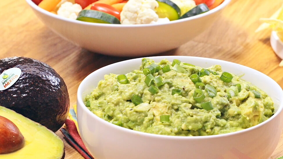 Green, Green Guacamole