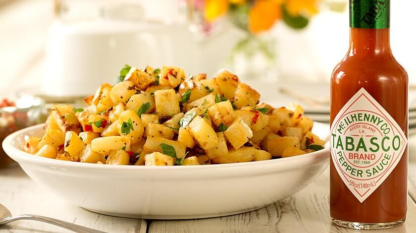 Oven Roasted Potato Hash