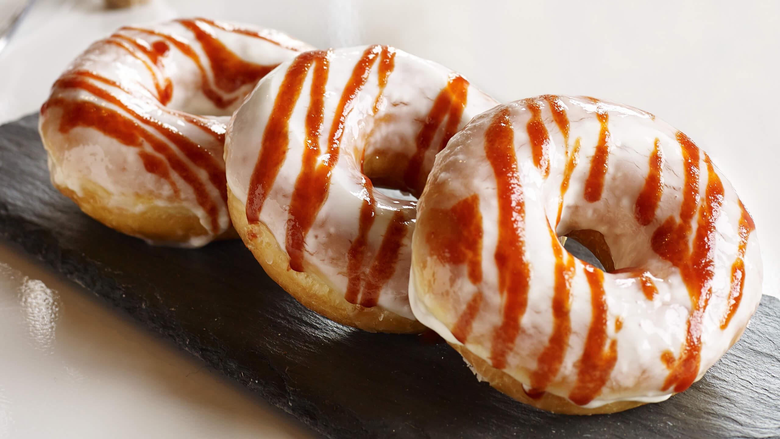 Sugar & Spice Donuts