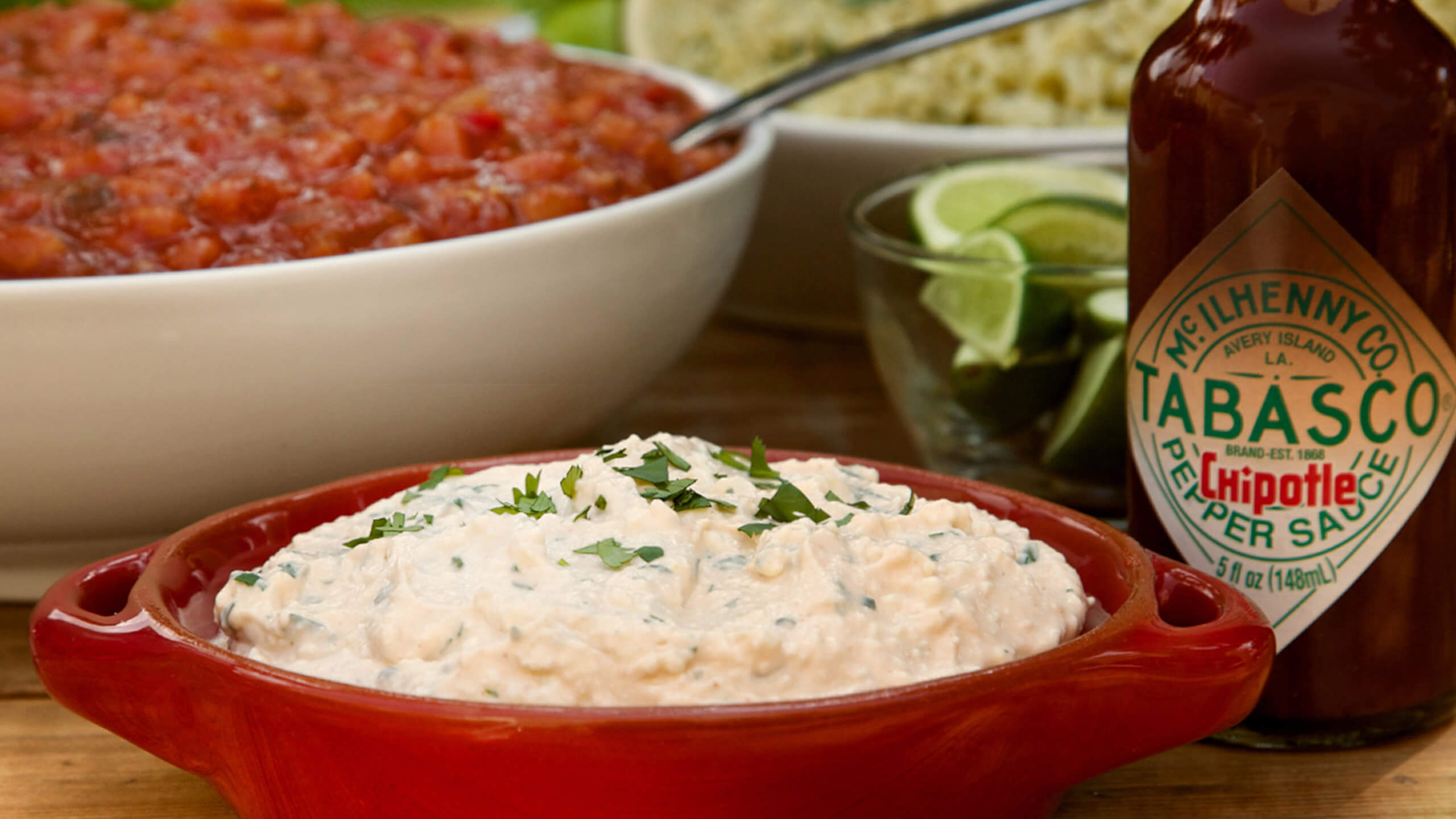 Chipotle Cream & Mexican Cheese
