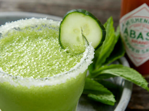 Cucumber-Mint Margarita