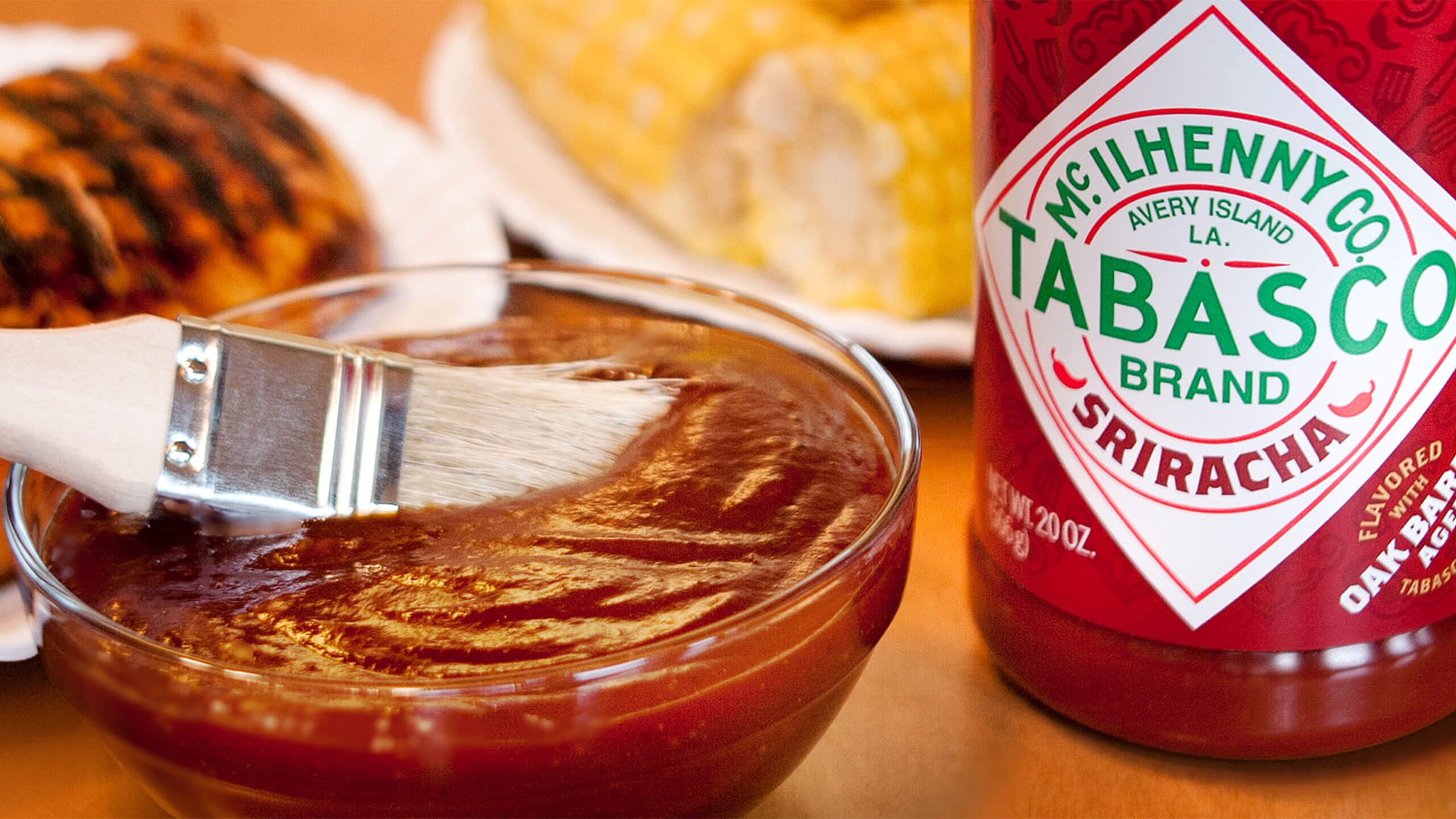 1-Step Sriracha BBQ Sauce