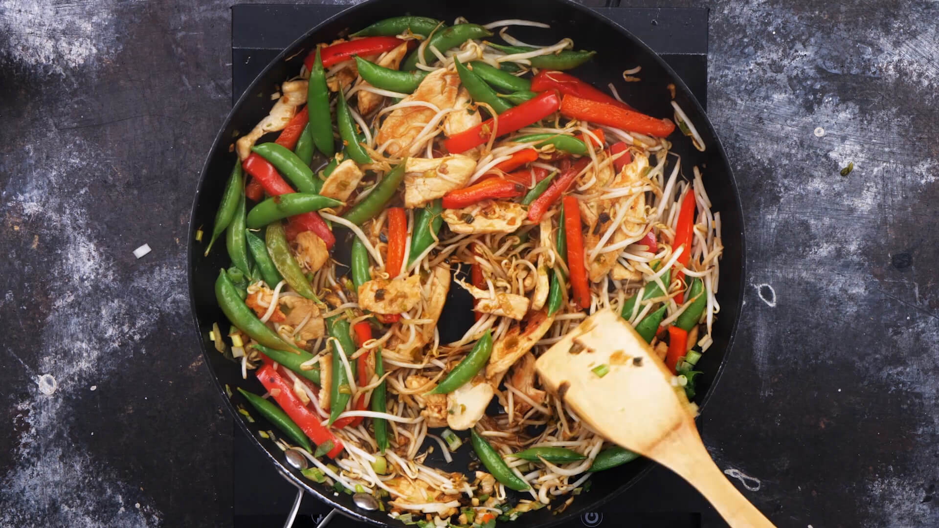 Spicy Stir Fry