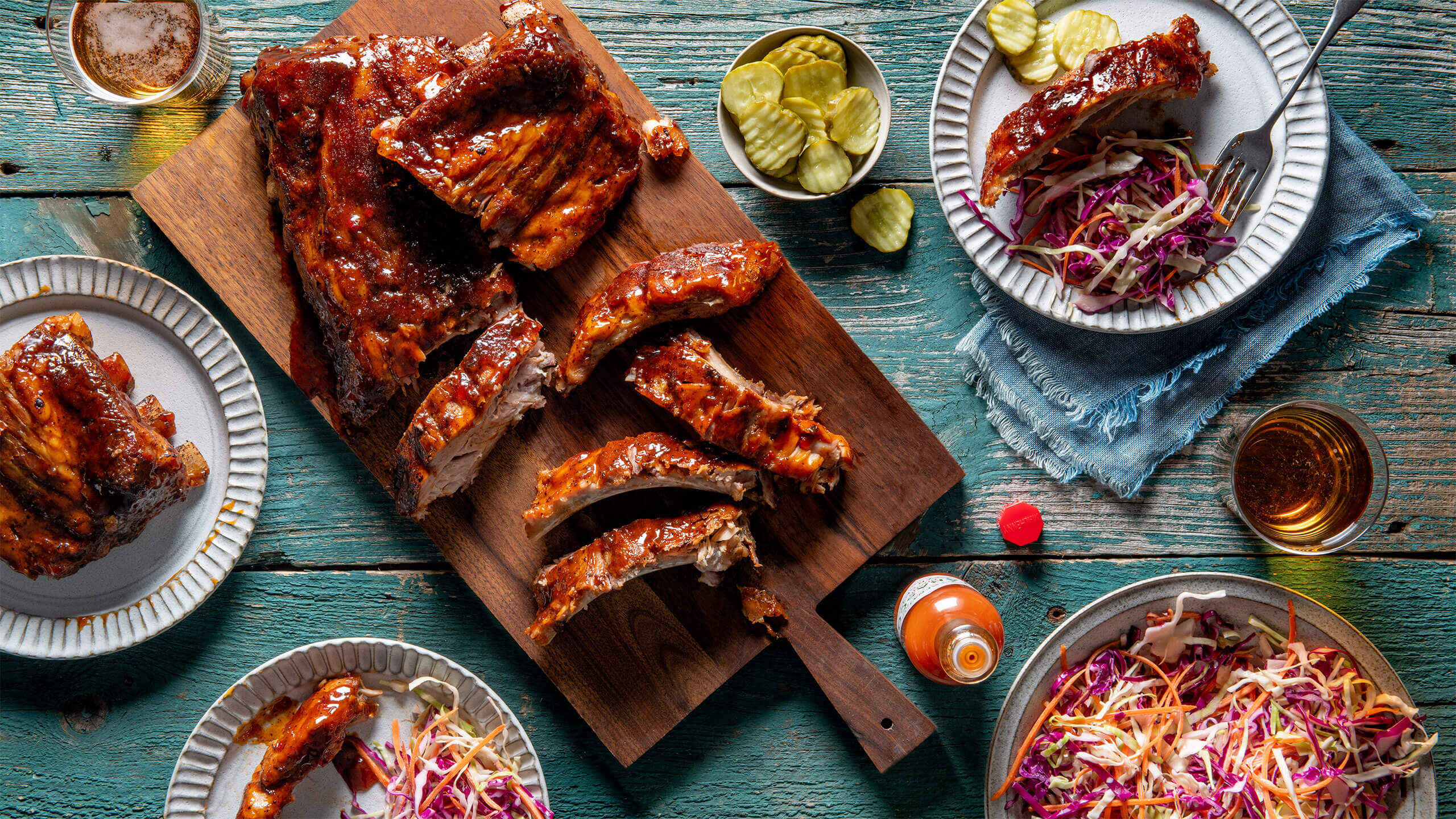 Sweet Money Loin Back Ribs