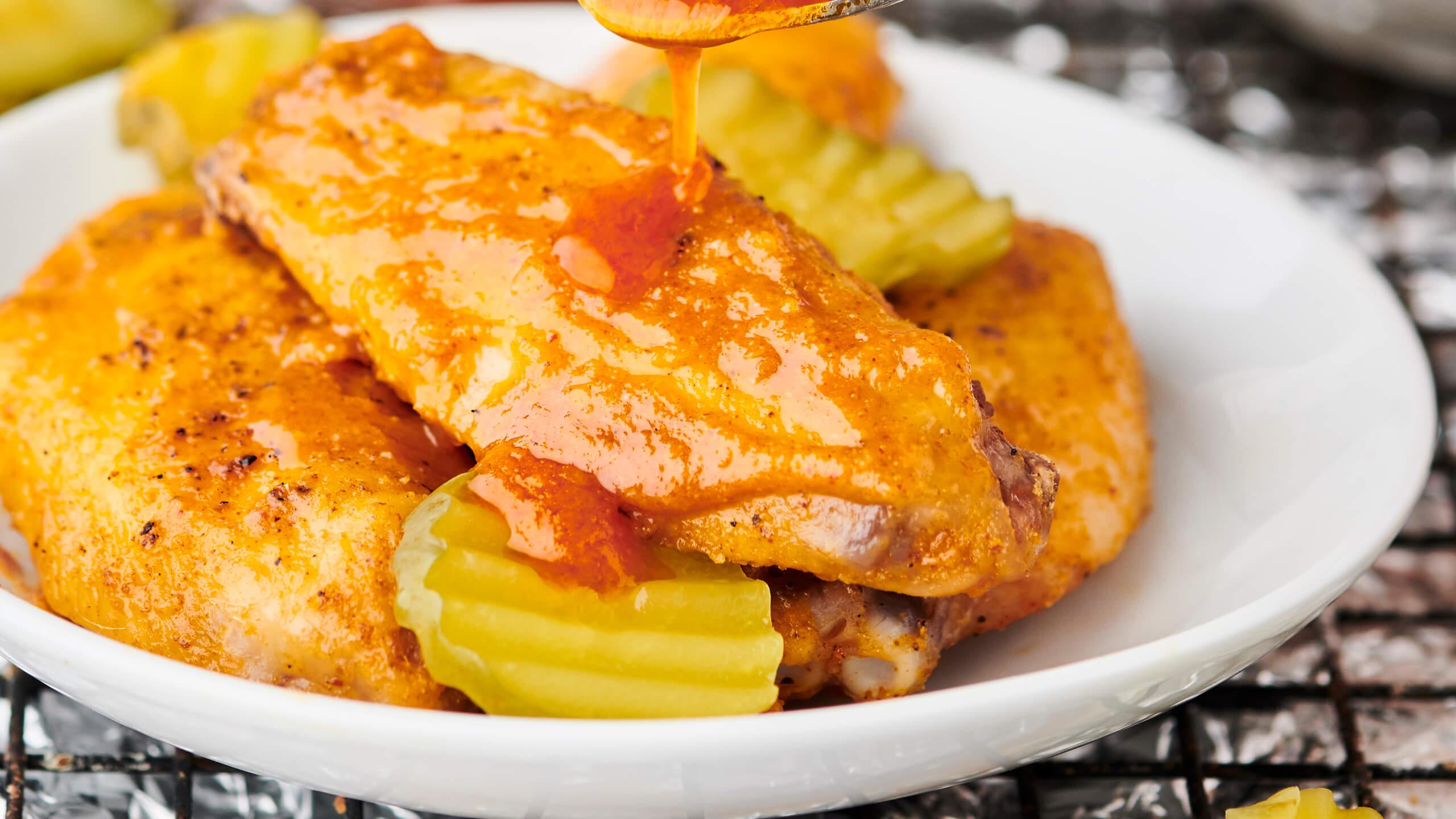 Nashville Style Wing Sauce