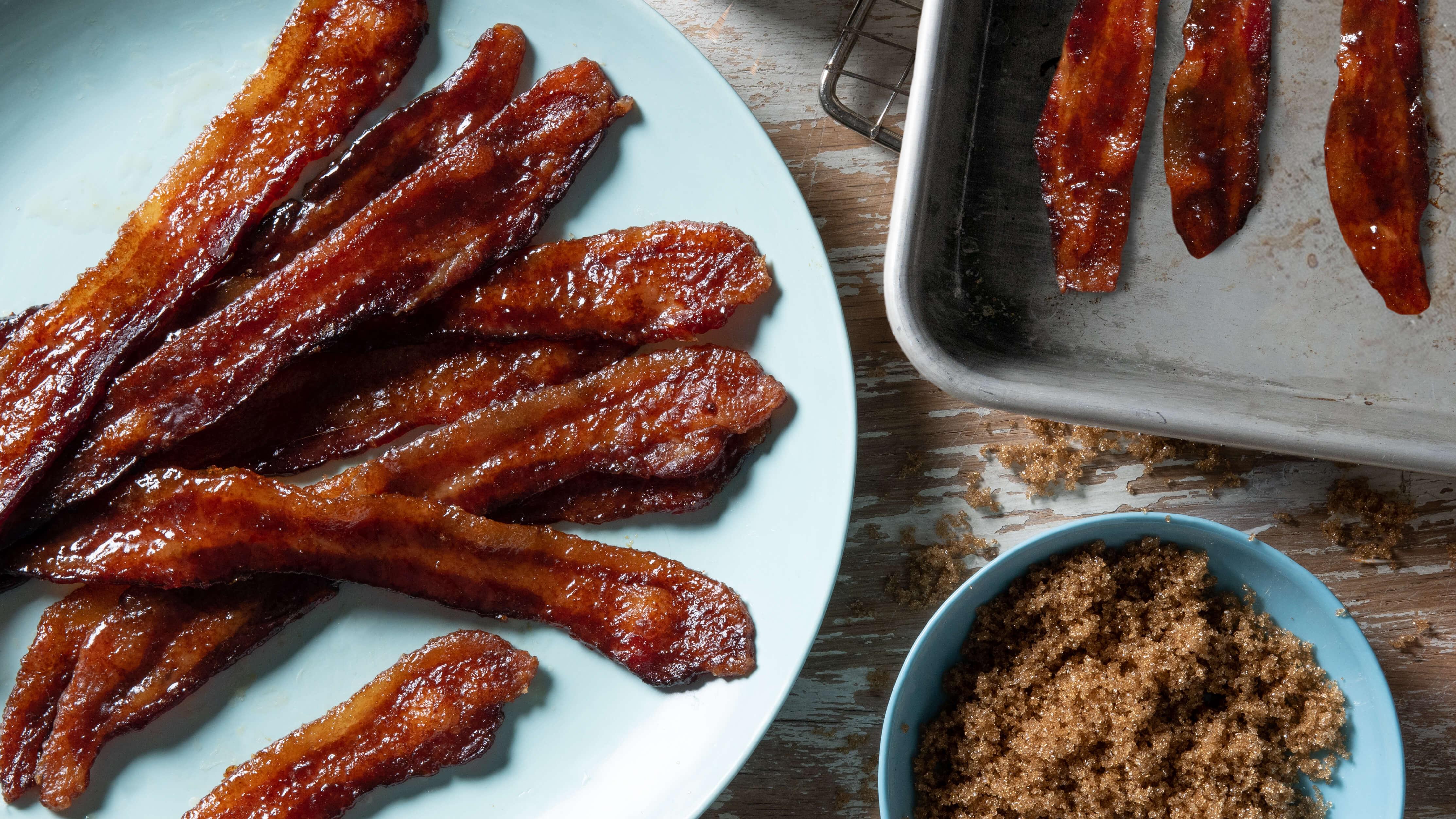 Billionaire's Spiced Bacon