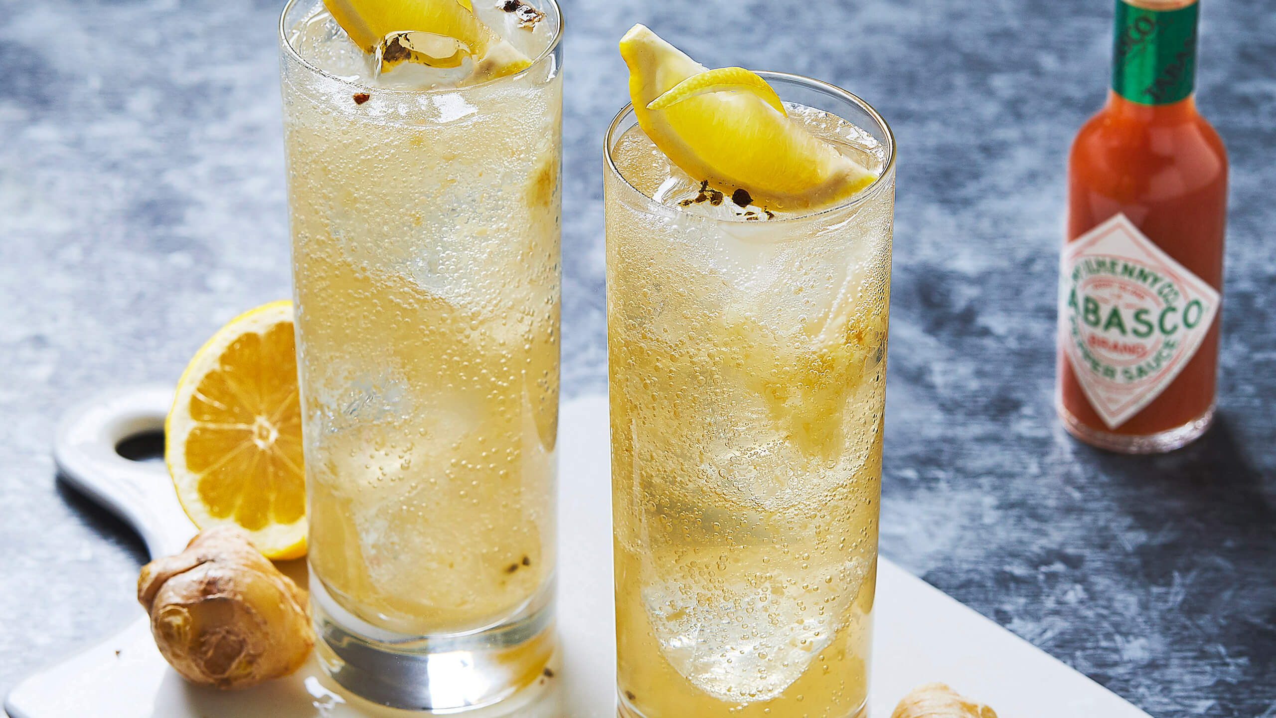 Spicy Highball