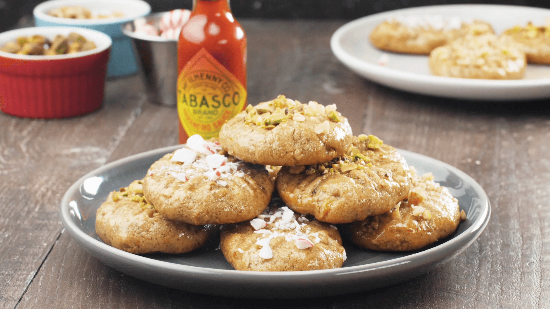 Spicy Greek Holiday Cookies (Melomakarona)