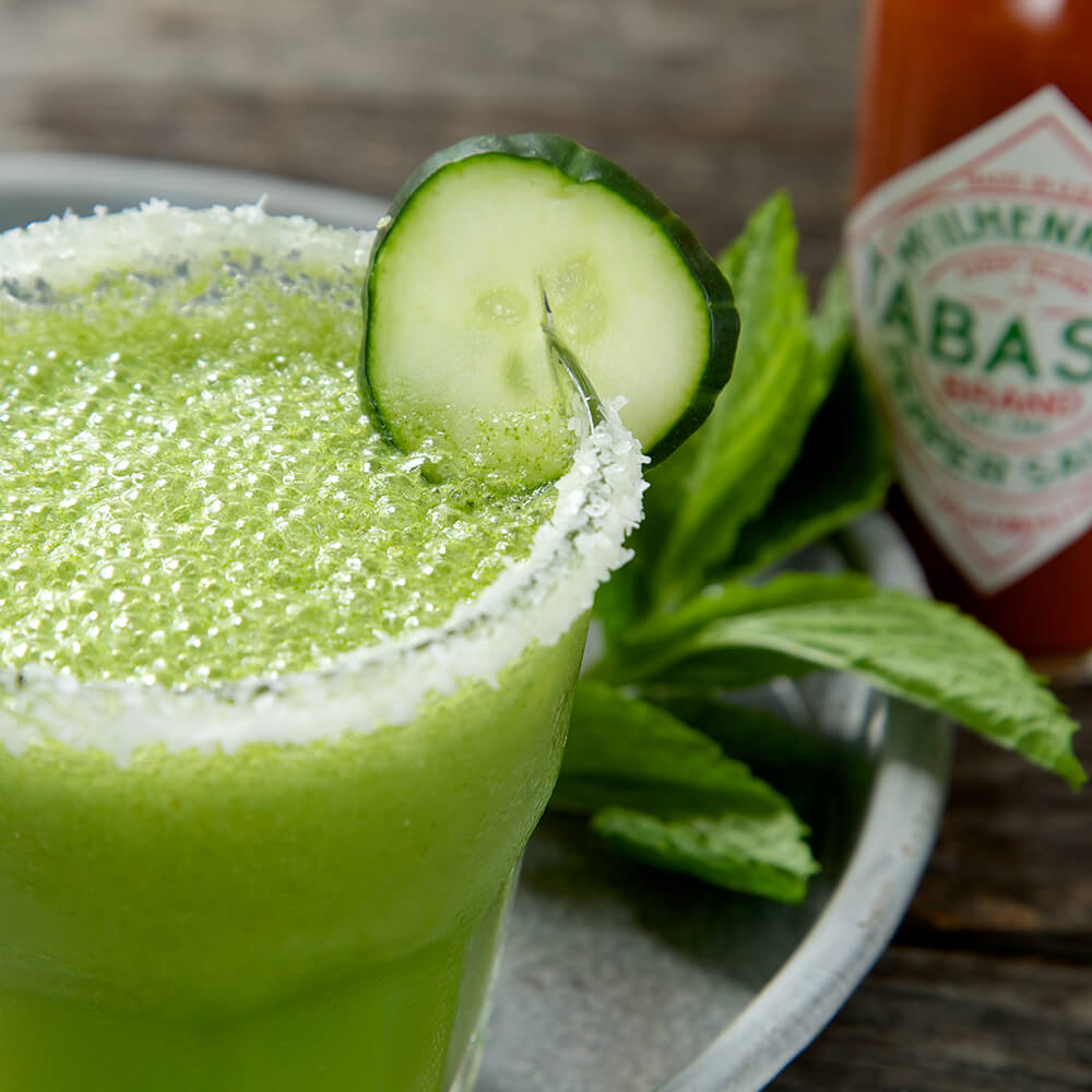 Cucumber-Mint Margarita