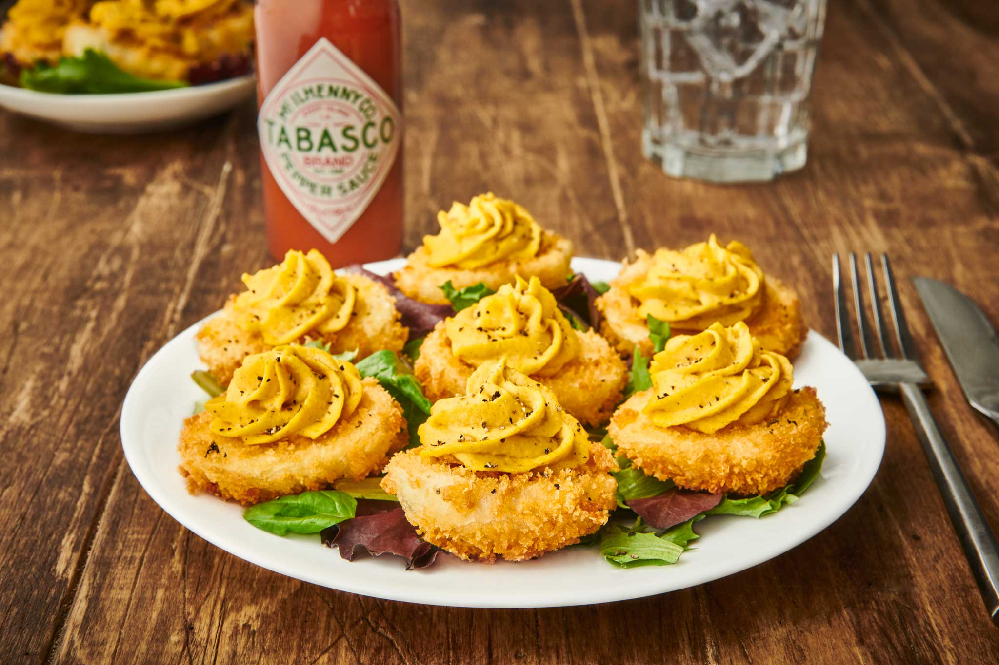 Deviled Eggs with TABASCO® Original Red Sauce