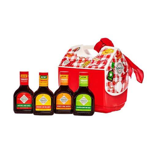 TABASCO<sup>®</sup> Brand #HotGrillSummer Cookout Kit