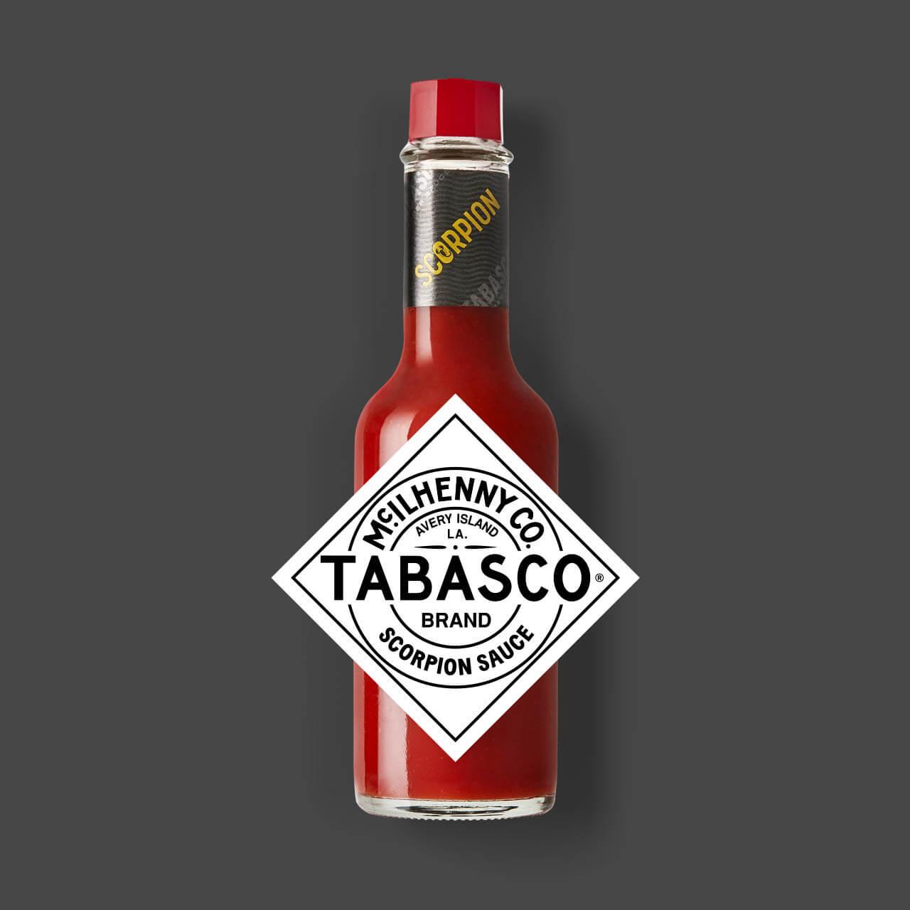 Scorpion Sauce - Bottle