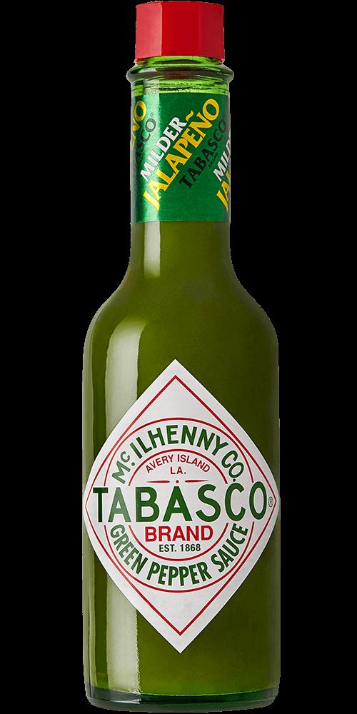 TABASCO ® Green Jalapeño Sauce